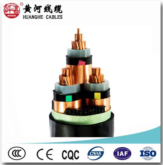 unarmoured electrical cable