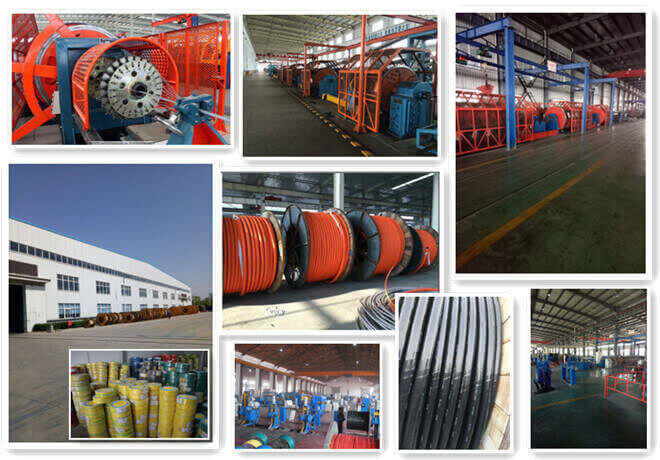 huanghe cable manufacturer